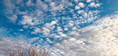 Красива динамика в небето днес
