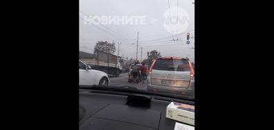 """Безредиците в """"Столипиново"""""""