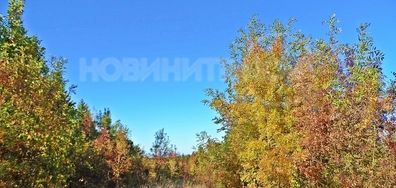Вече есен в Люлин планина