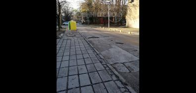 Дупки пред НАП Пловдив