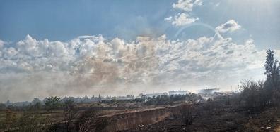 Пожар край Сливен