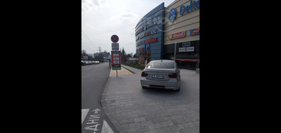 Забелязано пред мол