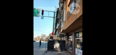 Строителството в Пловдив