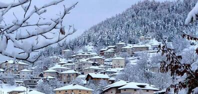 Зима в Родопите!