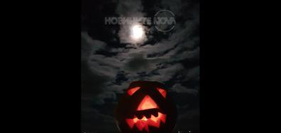"""Пълнолуние над """"Ангелски криле"""" по време на Хелоуин 2020"""