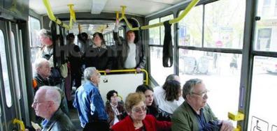 Градският транспорт в град Троян по време на пандемията