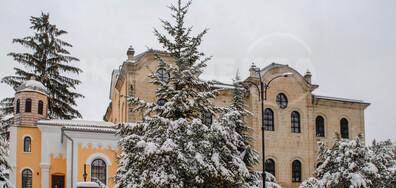 """Църквата """"Св. Троица"""" в Котел"""