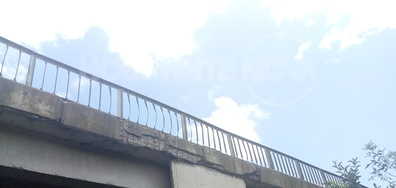 Лошо състояние на ключов мост в Бургас
