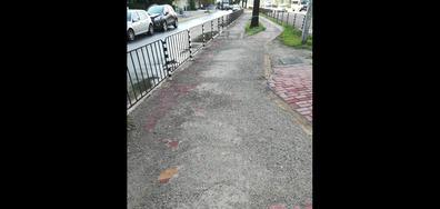 Велоалея в София в окаяно състояние
