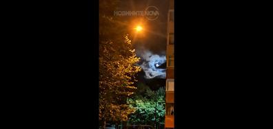 Нощ в Бургас