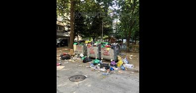 Проблеми със сметоизвозването на боклука във Варна