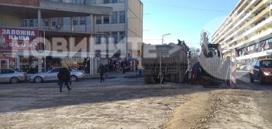 Безобразно състояние на улиците в Добрич