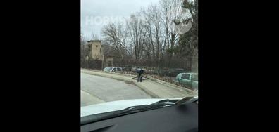 Мобилна камера на КАТ в нарушение