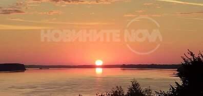 Дунавски изгрев