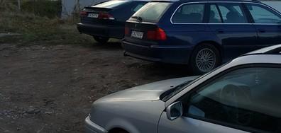 """Паркиране на метростанция """"Сливница"""""""