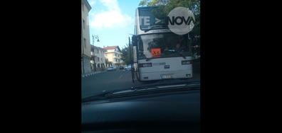 Училищен автобус