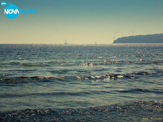 И замириса на море...