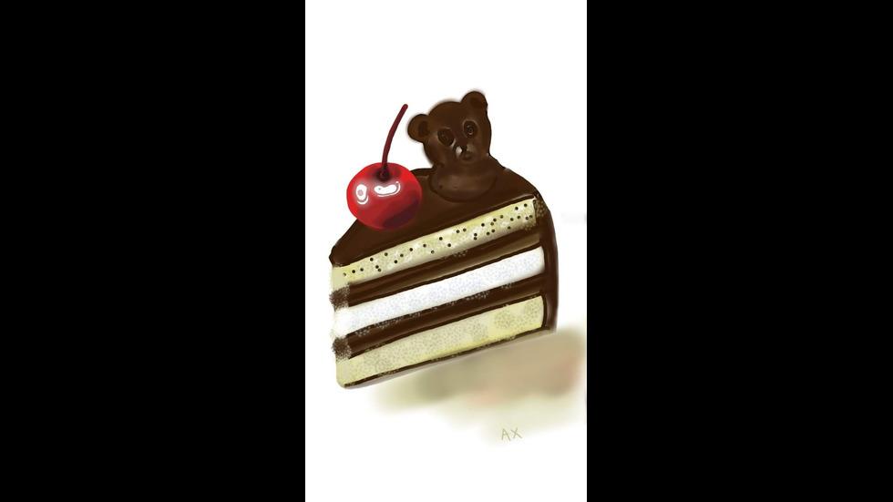 Черешката на тортата - телефонна