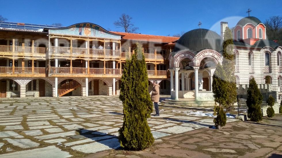 От неделната разходка до Гигински манастир