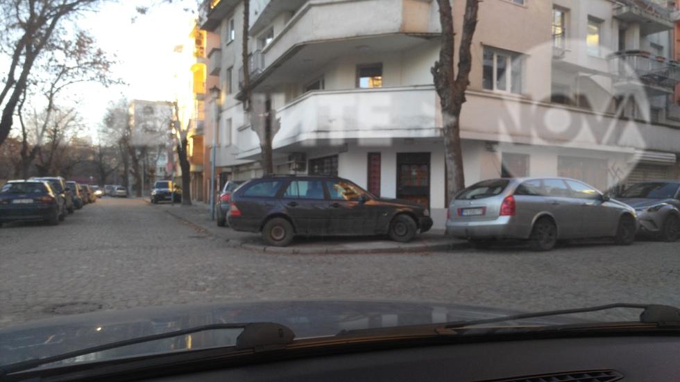 Уникално паркиране
