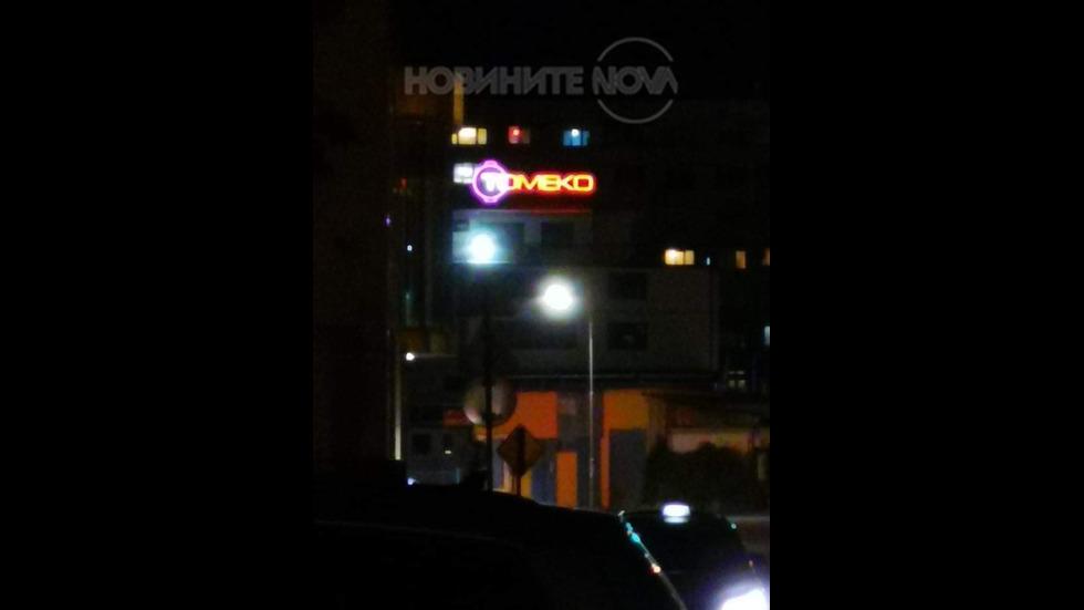 Тъмницата на спирките бл. 11 в жк. Левски В