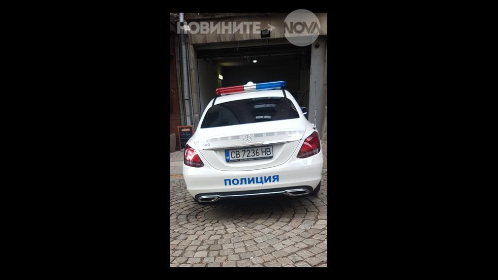 Полицейска класа