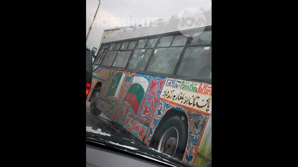 Новите-стари автобуси в Габрово