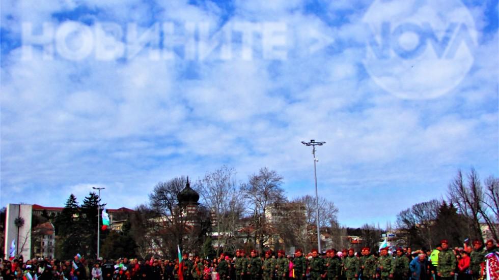 Празничен 3 март в Плевен!