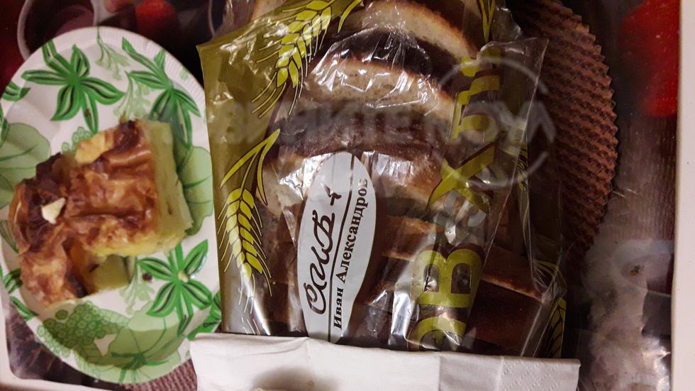 Пирон в хляба
