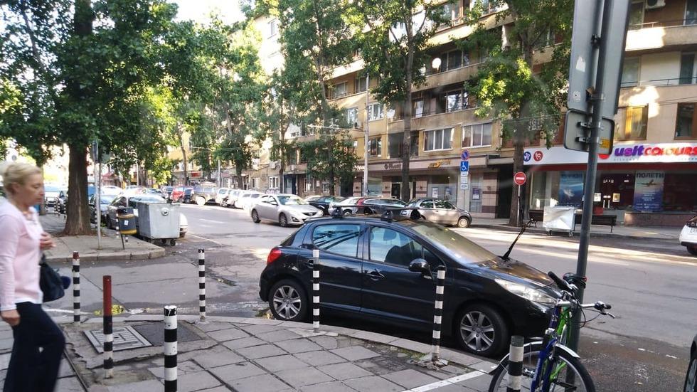 Преференциално паркиране