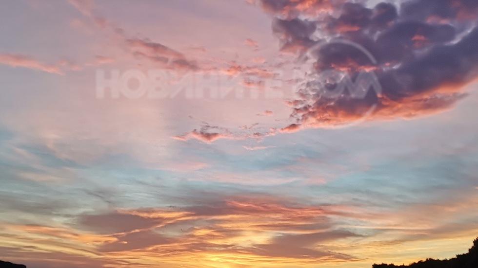 Красив изгрев