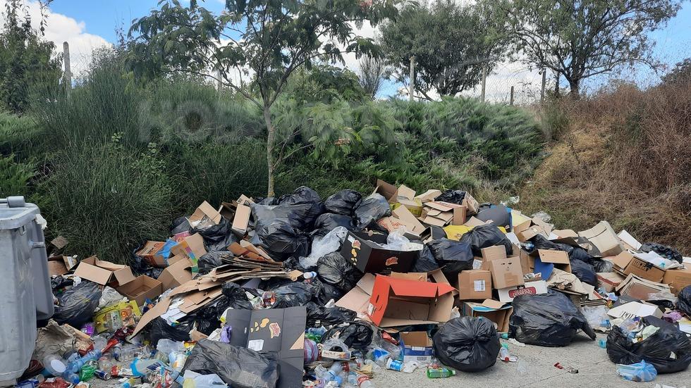 Неизчистен боклук