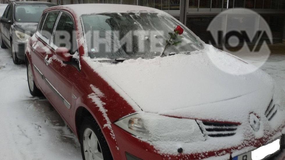 Романтичен жест във Варна