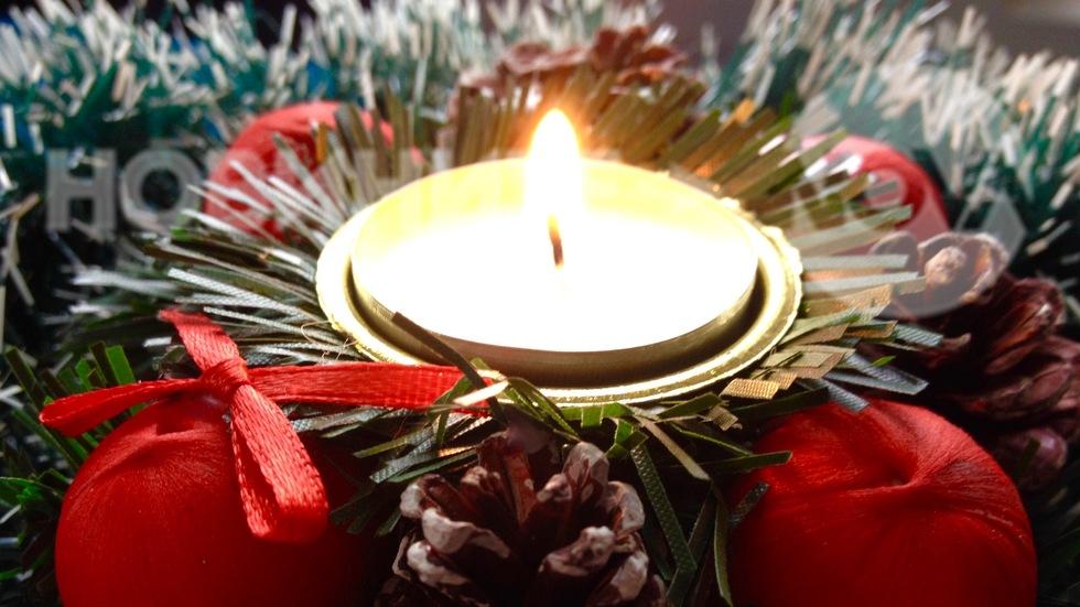 В духа на идващите празници