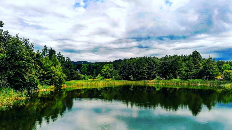 Красивата природа в местността Карандила
