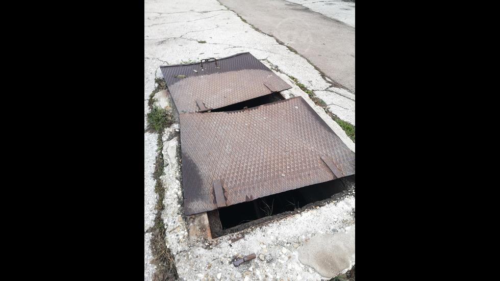 Проблем в инфраструктурата