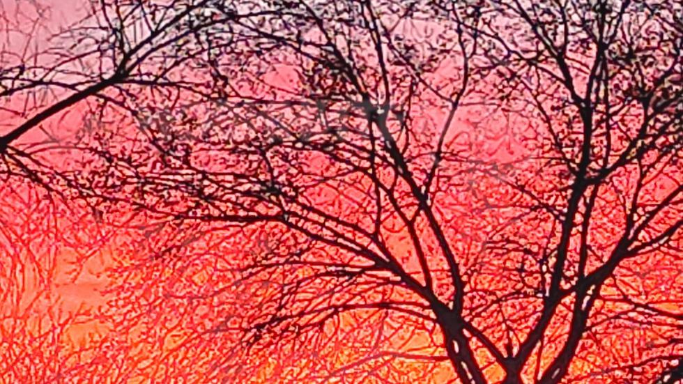 Красиво небе над Варна