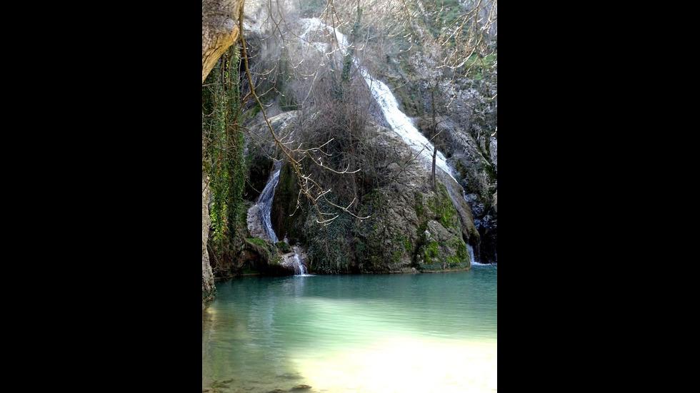 Хотнишкият водопад