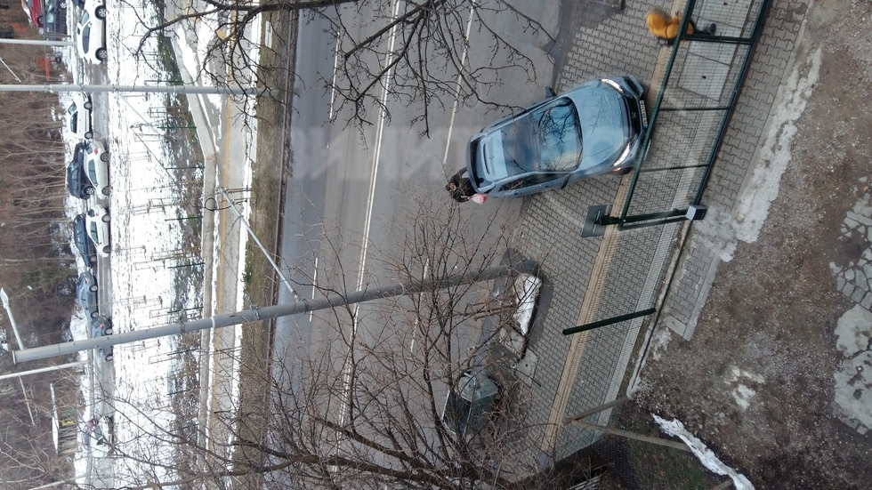 Спиране и Паркиране