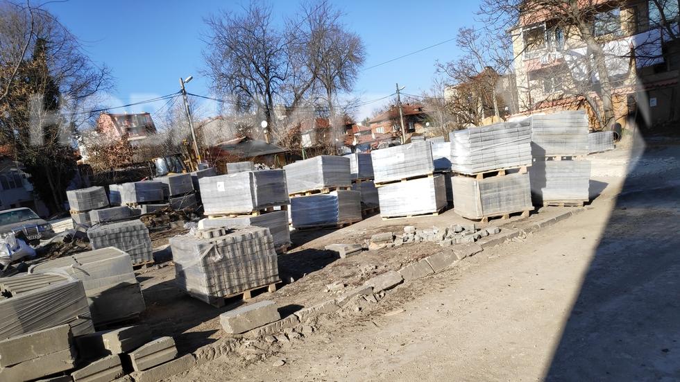 Безкрайните ремонти в Пловдив