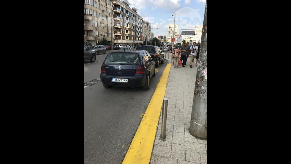 Нов вид градски транспорт в София
