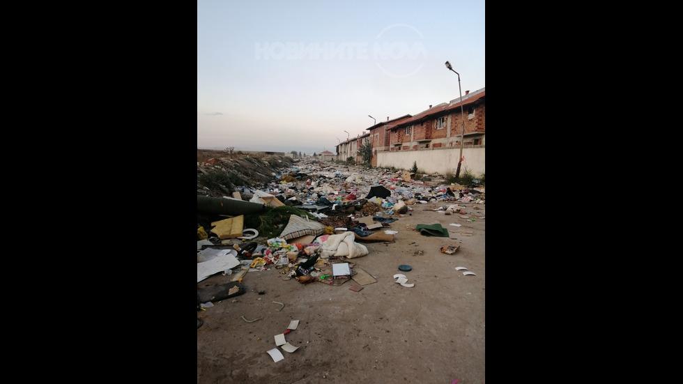 Сметище в град Пазарджик