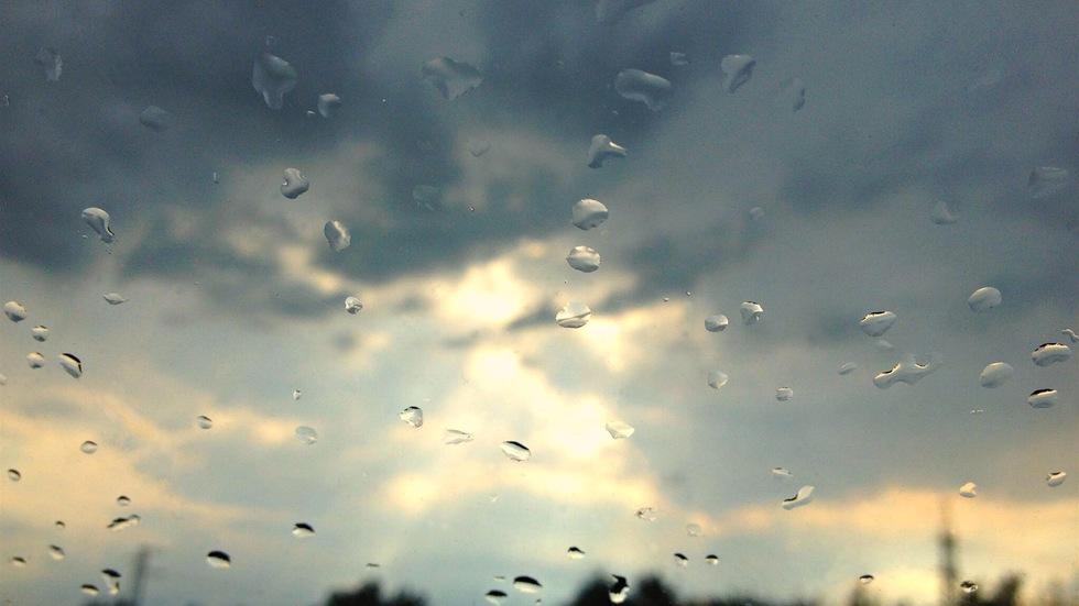 Капките дъждовни