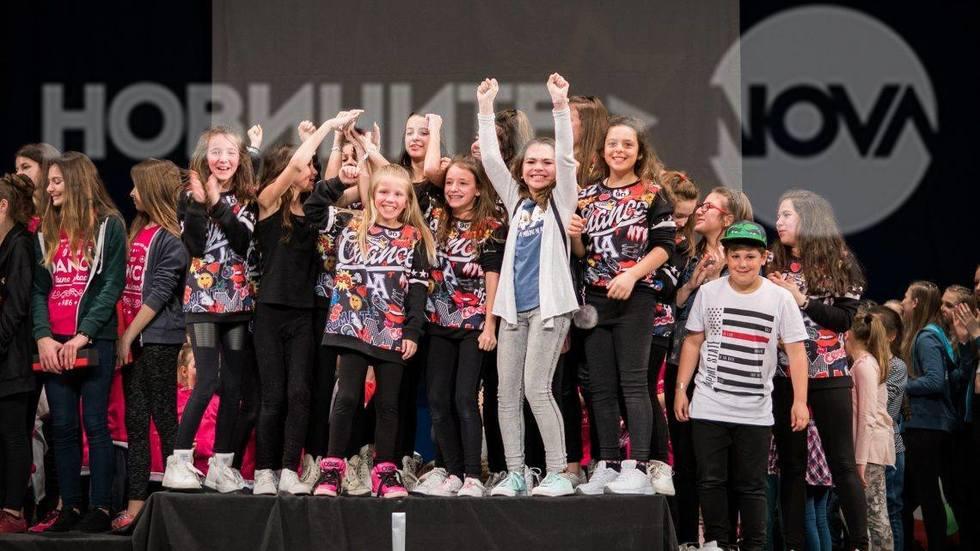 """Изключителен успех на втората световна танцова квалификация """"Dance star""""-България 2017"""