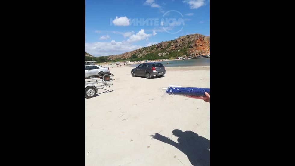 Съсипват плаж Болата