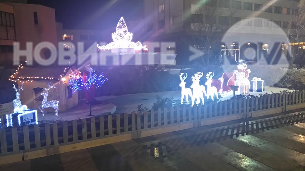 Зимна приказка във Враца