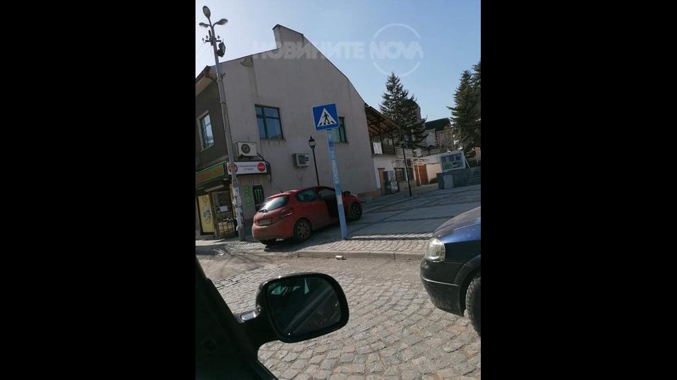 Полицията не си гледа работата в Брезник