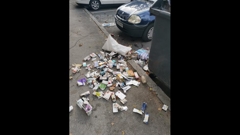 Проблем със сметоизвозване във Варна