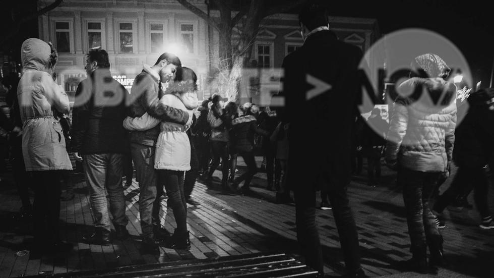 Любов в полунощ