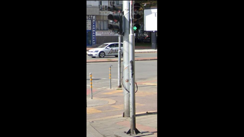 Опасни кабели в Пловдив